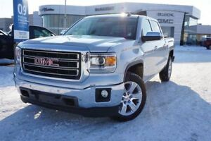 2015 GMC Sierra 1500 SLT | Heated & Cooled Seats | Bose | Nav