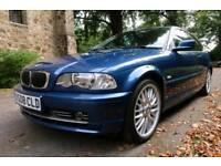 BMW e46 330ci se coupe