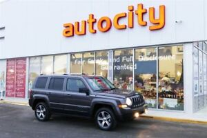2016 Jeep Patriot North Edition 4x4 Automatic High Altitude Leat