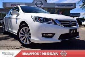 2014 Honda Accord EX-L Super Nice With Leather Int Plus Much Mor