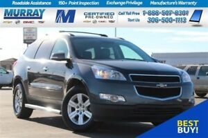 2012 Chevrolet Traverse LT*7 PASSENGERS,REMOTE START,HEATED SEAT