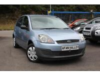 FORD FIESTA 1.25 Studio 5dr **FULL SERVICE HISTORY** (blue) 2007