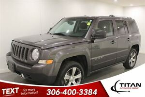 2016 Jeep Patriot Auto|Sunroof|Leather|Htd. Seats
