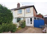 3 bedroom house in Broomfield Road, Birmingham, B23 (3 bed)