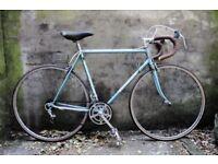 HOLDSWORTH ELAN. 22 inch, 56 cm. Reynolds 531. Campagnolo groupset. Vintage racer racing road bike