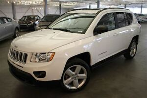 2012 Jeep Compass LIMITED 4D Utility 4WD