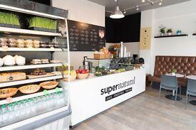 Head Chef for Internationally expanding Supernatural brand