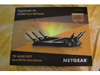 Nighthawk x6 gaming router