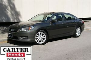 2013 Honda Accord Touring + NAVI + ACCIDENT FREE! + CERTIFIED!