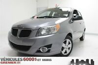 2009 Pontiac G3 Wave *A/C*MP3*BasM*