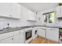 Well presented four bedroom, two bathroom townhouse just a short walk from King George V DLR station