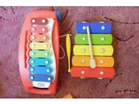 Woden xylophone