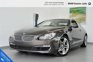 2012 BMW 650I xDrive Coupe + Executive + Navigation