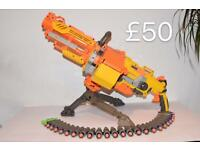 Assorted NERF Gun Sets UK postage available