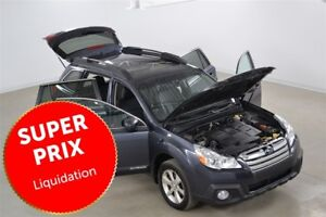 2013 Subaru Outback 3.6R Limited EyeSight GPS+Cuir+Camera de Rec
