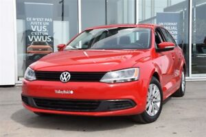 2014 Volkswagen Jetta COMFORTLINE TOIT OUVRANT A/C BAS KM
