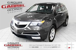 2011 Acura MDX 7 pass / Leather / Sunroof