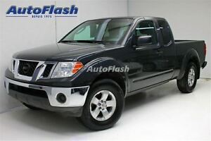 2011 Nissan Frontier SV-V6 King-Cab * 4X4 * Pneus neuf / New tir