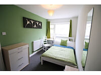 Oldham, double 346, all bills and wifi incl, dep 200,no couples