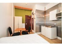 Excellent Value lower ground self contained studio in Islington moments to Kings Cross