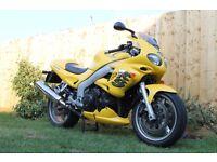 2002 triumph sprint rs 955i