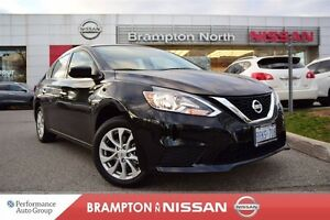2017 Nissan Sentra Dealership Demo SV *Bluetooth, Rear view moni