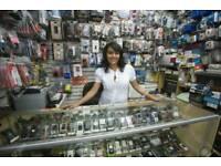 Mobile phone shop & Internet cafe established business