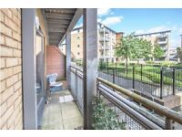 GOOD SIZE 1BED FLAT IN GREAT DEVELOPMENT NEAR RIVER! BALCONY! MINS AWAY FROM CLAPTON STATION! CHEAP!