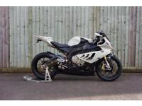 BMW S1000RR 2011 White with extras