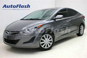 2014 Hyundai Elantra GL * Bluetooth * A/C * Gr.Électrique * Crui