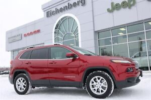 2015 Jeep Cherokee NORTH EDITION 4x4 *ONE OWNER*