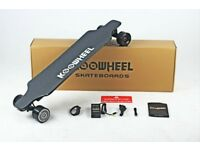 Koowheel Electric Skateboard D3M ONYX boosted board 25MPH+ BNIB