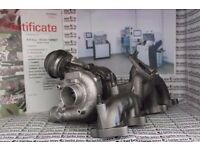 Audi Ford Skoda Seat Volkswagen 1.9 TDI 115HP 85KW 713673 Turbocharger Turbo