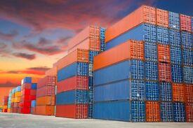 Containers for Rent, Coatbridge ML5, 20ft & 40ft