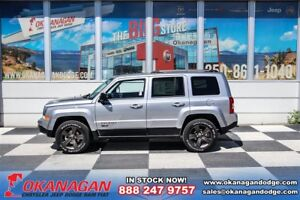 2017 Jeep Patriot 75th Anniversary,4x4  SHOWCASE!!!
