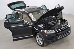 2014 Volkswagen Touareg TDi Sportline GPS+Cuir+Mags 20 Pouces+Ca