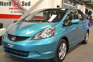 2013 Honda Fit LX*MANUELLE*A/C*BLUETOOTH*