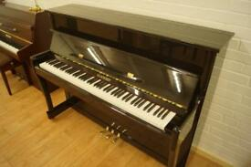 Brand new Schubert Upright Piano. With stool and delivery