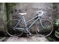 RALEIGH IMPULSE, 20 inch, vintage ladies womens racer racing road bike, 10 speed