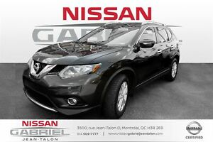2014 Nissan Rogue SV AWD ONE OWNER/NEVER ACCIDENTED/PANORAMIC RO
