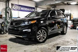 2013 Kia Sorento SX LEATHER! AWD! NAV!