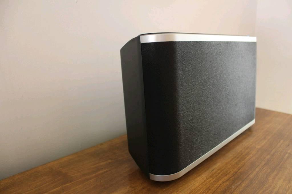 Panasonic SC-ALL9EB-K Wireless Speaker Bluetooth Wi-Fi Multi-Room Sound System Spotify Connect