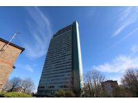 2 BEDROOM FLAT 20TH FLOOR, ARAGON TOWER, Z BUILDING, SE8, PARKING INCLUDED, RIVER VIEWS, FURN/UNFURN