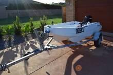 Fishing Boat Polycraft Tuff Tender 3.0m Mercury 9.9 HP Tinnie Cowes Bass Coast Preview
