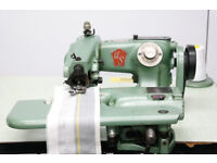 A range of fully serviced industrial sewing machines for sale