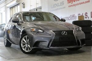 2014 Lexus IS 250 * AWD NAVIGATION WINTER TIRES