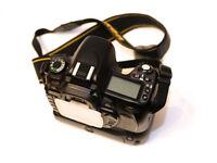 Nikon D80 DSLR VGC low shutter count