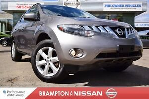 2009 Nissan Murano SL *Rear view monitor,Bluetooth,Power liftgat
