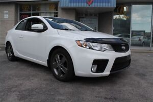 2012 Kia Forte Koup 2.0L EX w/Sunroof (A6), ONE OWNER, CARPROOF
