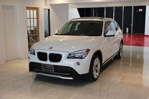 2012 BMW X1 xDrive28i / PADDLE SHIFTER/ PARORAMIC SUNROOF